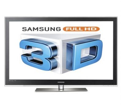 50 Samsung PS50C7000 Full HD 1080p Digital Freeview Plasma 3D TV