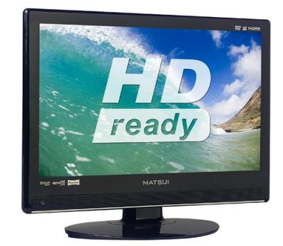 15 Matsui M15DIGB19 HD Ready Digital Freeview LCD TV