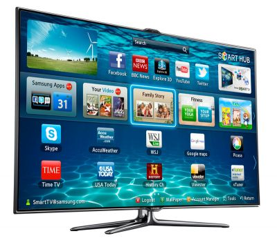 40 samsung ue40es7000 full hd 1080p freeview hd smart 3d. Black Bedroom Furniture Sets. Home Design Ideas