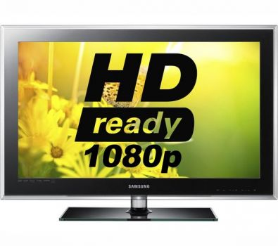 46 Samsung LE46D550 Full HD 1080p Digital Freeview HD LCD TV