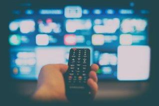 Watch a Smart TV from Electronic World
