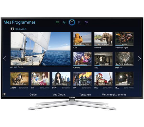 40 Samsung UE40H6400 Full HD 1080p Freeview HD Smart 3D LED