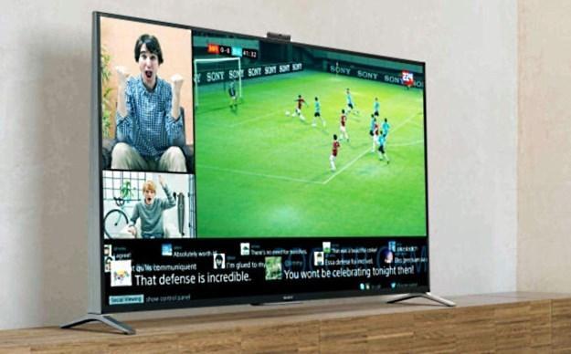 55 Sony KD55X8505BBU 4k Ultra HD Freeview HD Smart 3D LED TV