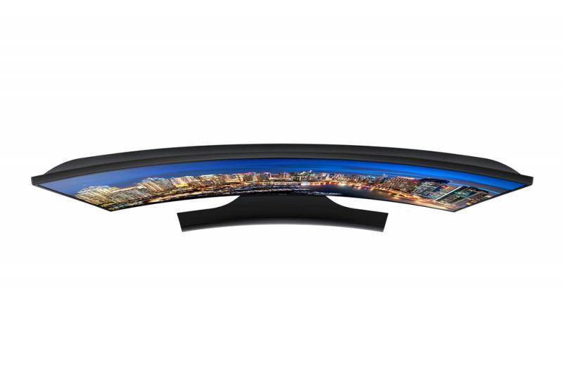 55 Samsung UE55HU7200 Curved 4k Ultra HD Freeview Freesat HD Smart LED TV