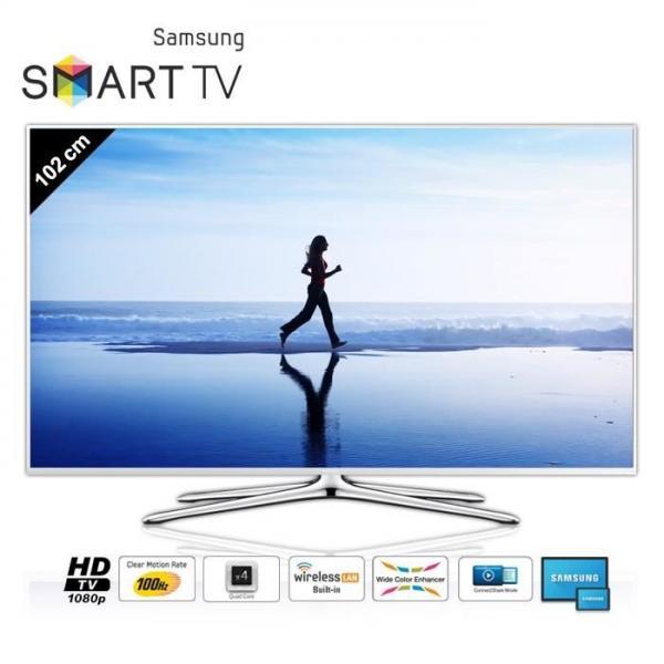 40 samsung ue40h5510 full hd 1080p freeview hd smart led. Black Bedroom Furniture Sets. Home Design Ideas