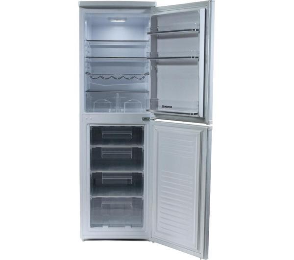 Hoover Hsc574w Fridge Freezer White