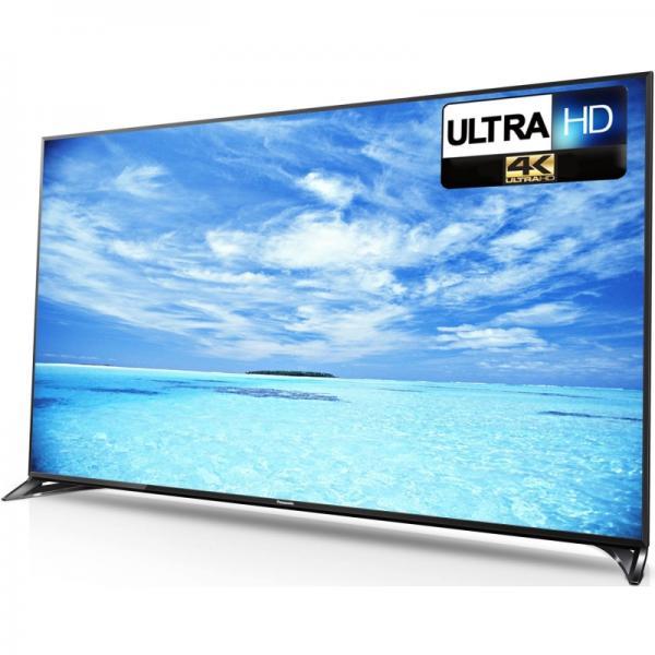 "55"" Panasonic TX55CX802B Ultra HD 4K Freeview HD Smart 3D LED TV"