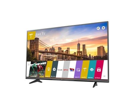49 LG 49UF680V 4K Ultra HD Freeview HD Smart LED TV