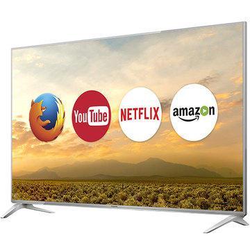 """58"""" Panasonic TX-58DX750B 4K Ultra HD 3D Smart LED HDR TV"""