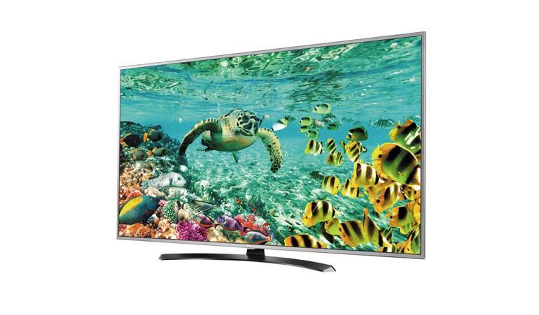 49 LG 49UH668V 4k Ultra HD Freeview HD HDR Smart LED TV