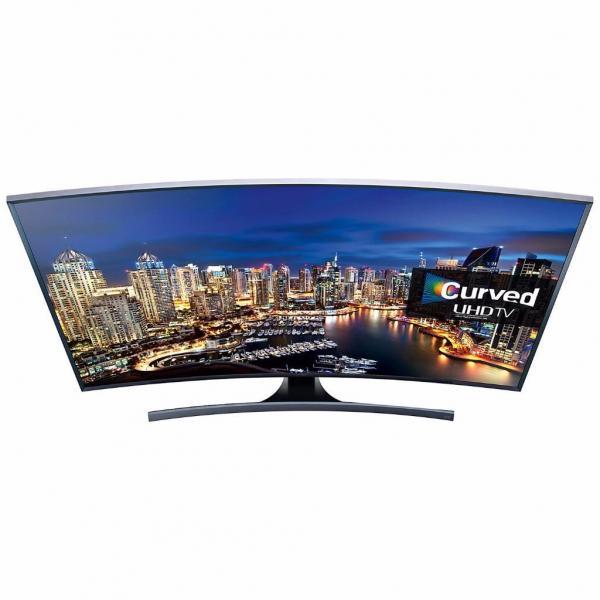 "48"" Samsung UE48JU6500 Curved 4K Ultra HD Freeview HD Smart LED TV"