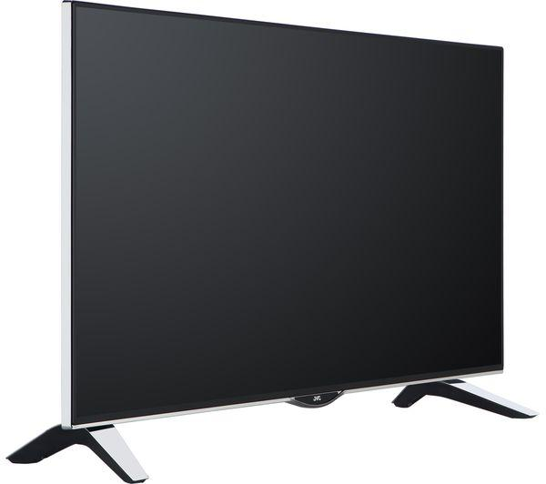 40 JVC LT-40C860 4K Ultra HD  Freeview HD Smart LED TV