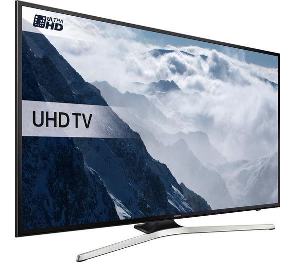 40 Samsung UE40KU6020 4k Ultra HD Freeview HD Smart LED HDR TV