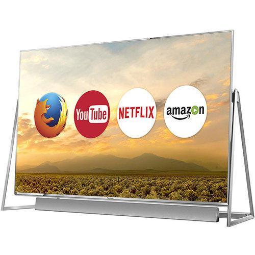 50 Panasonic TX-50DX802B Ultra HD 4K Freeview HD HDR Smart 3D LED TV