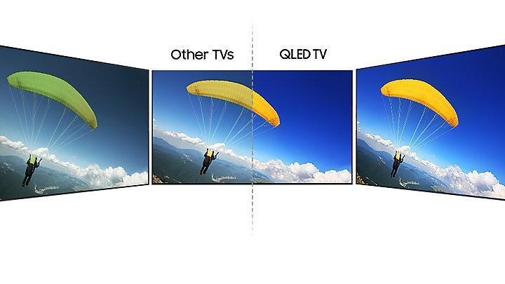 """55"""" Samsung QE55Q7FAM 4K HDR Smart QLED TV"""