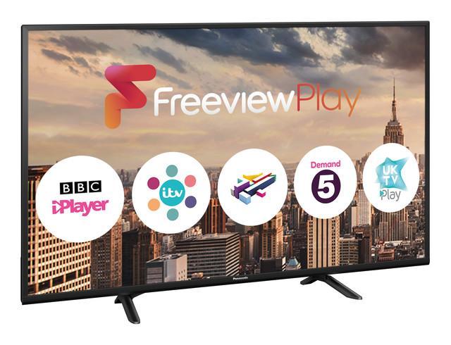 """49"""" Panasonic TX49ES400B Full HD Freeview Play Smart LED TV"""