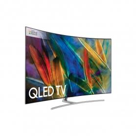 "55"" Samsung QE55Q8CAM Curved 4K Ultra HD HDR Smart QLED TV"