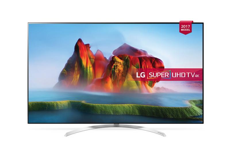 """60"""" LG 60SJ850V 4k Ultra HD Nano Cell HDR Smart LED TV"""