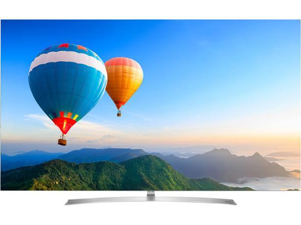 55 LG OLED55B7V 4K OLED Ultra HD HDR Freeview HD Smart TV