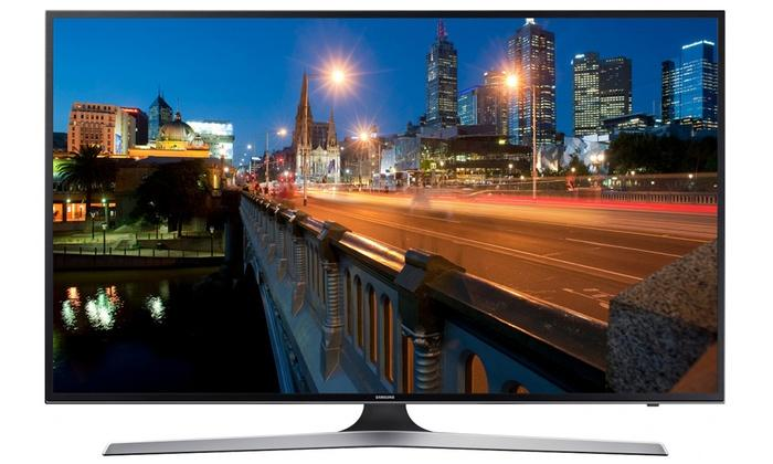 40 Samsung UE40MU6100 4K Ultra HD HDR Freeview HD Smart LED TV