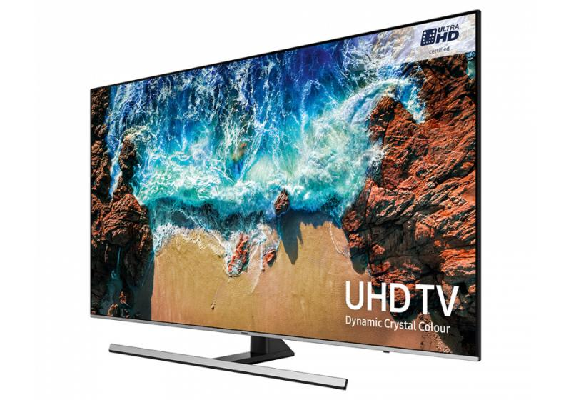 "55"" Samsung UE55NU8000 4K Premium Ultra HD HDR 1000 Smart LED TV"