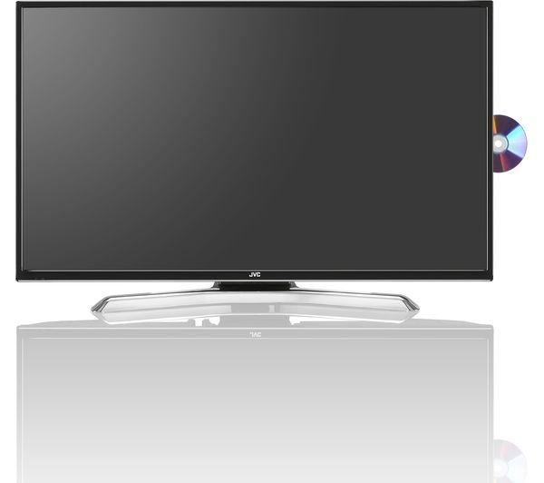 "43"" JVC LT43C775 Full HD 1080p Freeview HD Smart DVD LED TV"