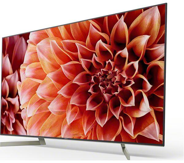 """49"""" Sony KD49XF9005BU 4K Ultra HD Premium HDR Smart Android LED TV"""