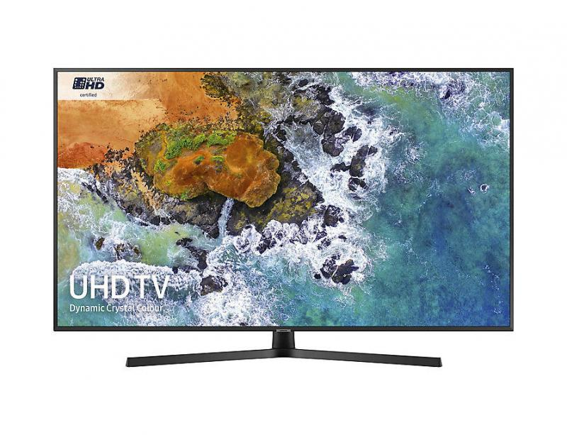 """65"""" Samsung UE65NU7400 4K Certified Ultra HD HDR Smart LED TV"""