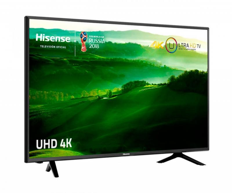"43"" Hisense 43M3000 4K Ultra HD Freeview HD Smart LED TV"