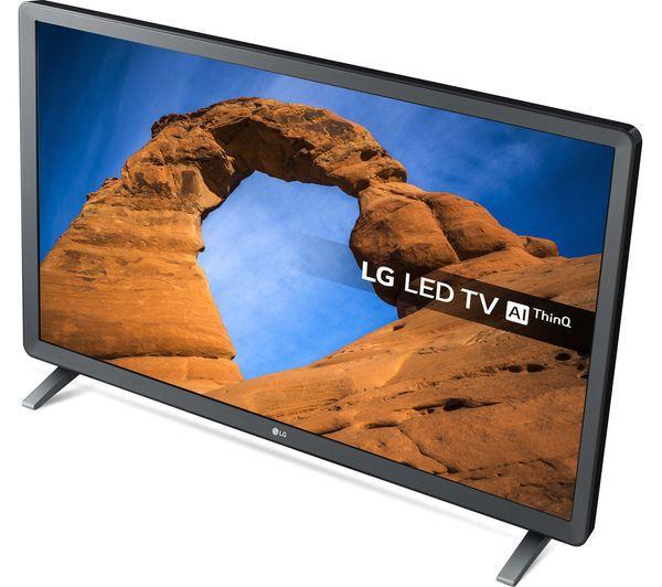 32 LG 32LK6100 Full HD 1080p Freeview HD Smart HDR LED TV