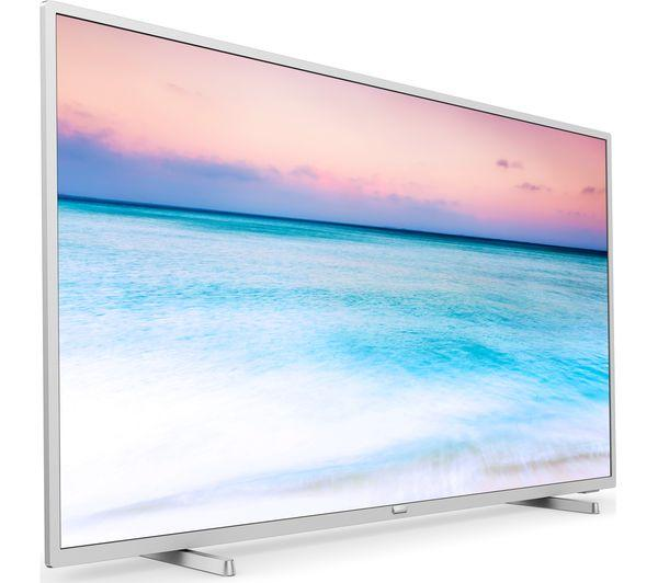 "50"" Philips 50PUS6554 4K Ultra HD HDR Smart LED TV"