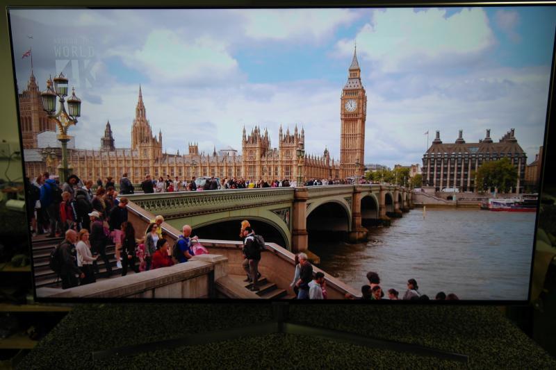"55"" Samsung UE55MU8000 4K Ultra HD HDR Smart LED TV"
