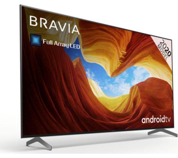 "65"" Sony Bravia KD65XH9005U 4K Ultra HD HDR Android Smart LED TV"