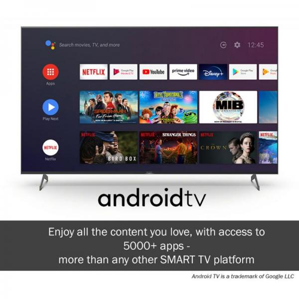 """55"""" Sony Bravia KD55XH9296BU 4K HDR Android Smart LED TV"""