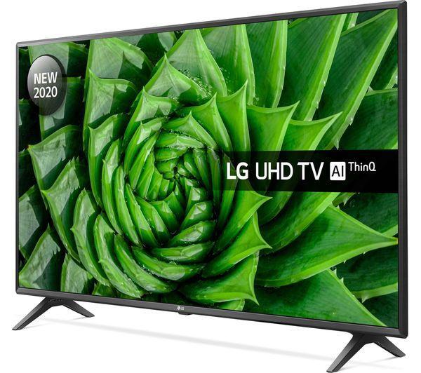 "50"" LG 50UN80006LC 4K Ultra HD HDR Smart LED TV"