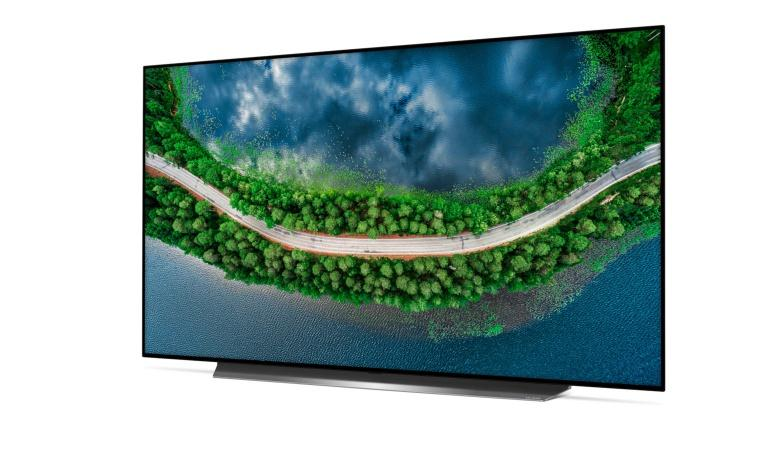 "65"" LG OLED65CX6LA 4K HDR Smart OLED TV"
