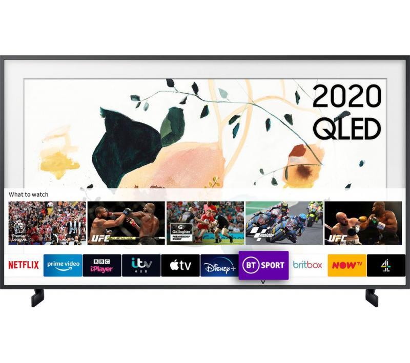 "43"" Samsung ""The Frame"" QE43LS03TAUXXU 4K HDR Smart QLED TV"