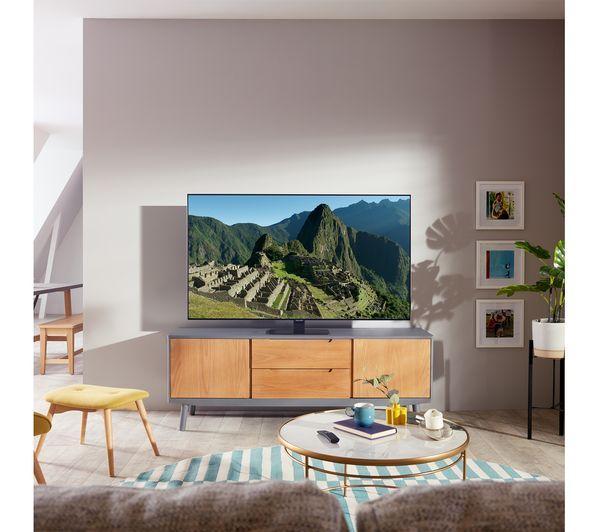 """75"""" Samsung QE75Q80TATXXU Quantum 4K UHD HDR QLED TV"""