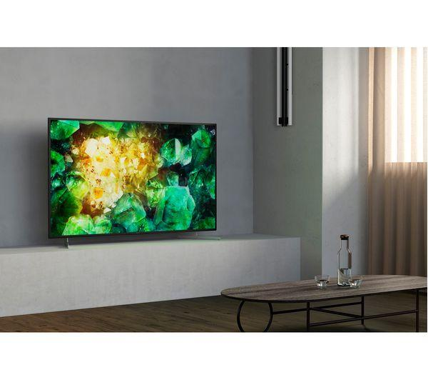 "49"" Sony Bravia KD49XH8196BU 4K HDR Android Smart LED TV"