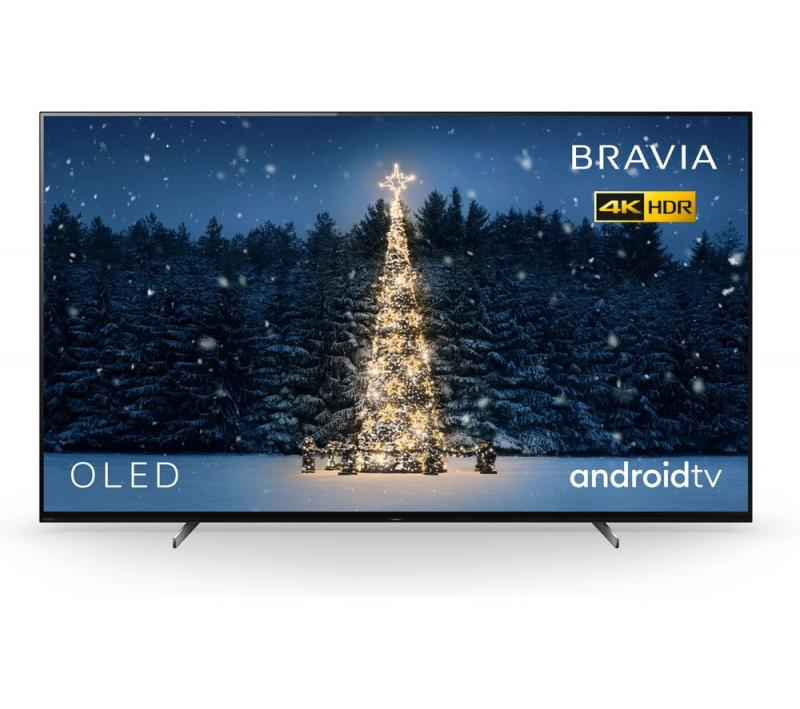 """55"""" Sony Bravia KD55A85BU Flagship 4K HDR Android OLED TV"""