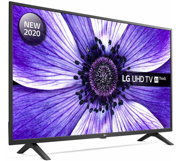 "50"" LG 50UN70006LA 4K HDR Freeview Play Smart LED TV"