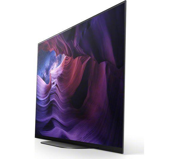 "48"" Sony KE48A9BU Master Series 4K HDR Smart Android OLED TV"