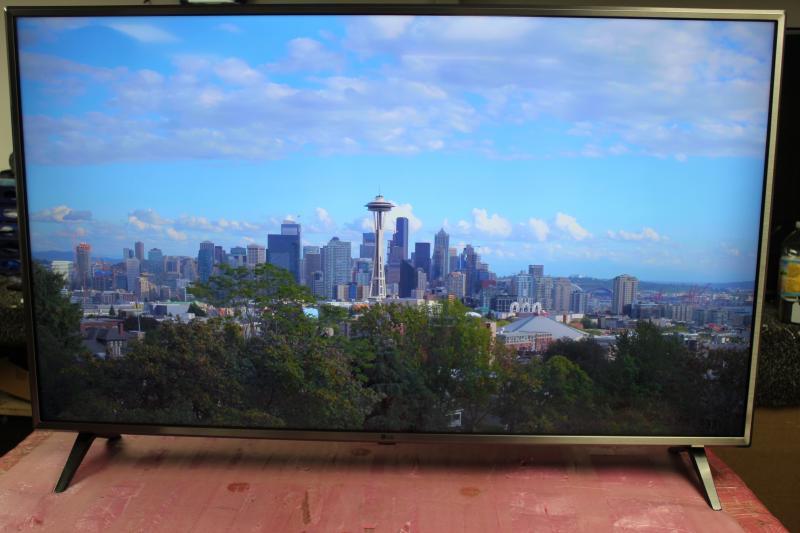 """50"""" LG 50UK6500PLA 4K Ultra HD HDR Smart LED TV"""