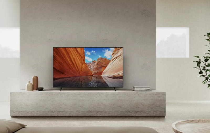 "55"" Sony Bravia KD55X80JU 4K HDR LED Google TV"