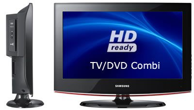 samsung tv dvd combi. 22 samsung le22b470 hd ready digital freeview lcd tv dvd combi tv dvd h
