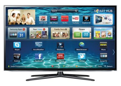 50 Samsung UE50ES6300 Full HD 1080p Freeview HD Smart 3D LED
