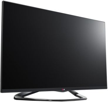 55 LG 55LA660V Full HD 1080p Freeview HD Smart 3D LED TV