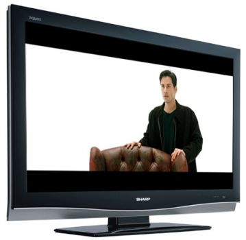 37 Sharp Lc37xd1e Aquos Full Hd 1080p Digital Freeview Lcd Tv