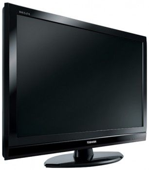 37 toshiba 37rv753 regza full hd 1080p digital freeview lcd tv. Black Bedroom Furniture Sets. Home Design Ideas