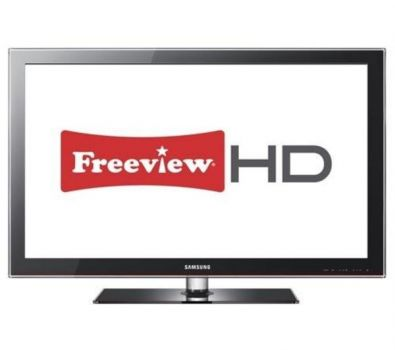 46 Samsung LE46C580 Full HD 1080p Digital Freeview HD LCD TV